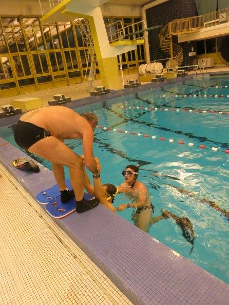 Recyclage des comp tences rifa des moniteurs du club g e - Leo lagrange piscine nantes ...